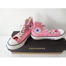YOUTH SIZE 12 PINK HIGH TOP