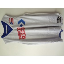 CONVERSE BASKETBALL JERSEY - OPEN GYM - PUERTO RICO - REVERSIBLE LARGE